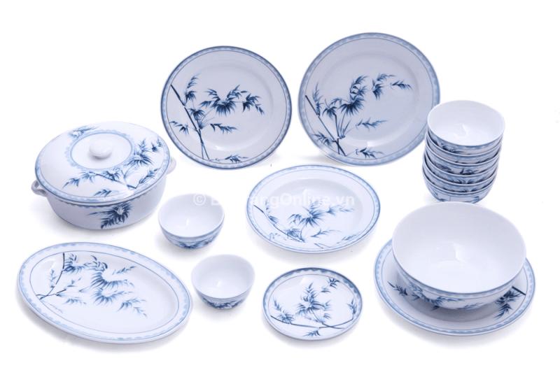 Gốm sứ Hoàng Gia – Cửa hàng gốm sứ Minh Long và Bát Tràng