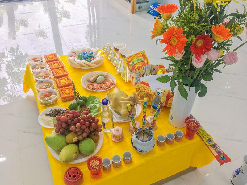 Cách cúng về nhà mới theo phong tục người Việt!